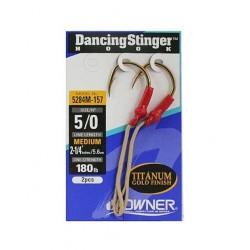 Owner Dancing Stinger Assist Hook - Short