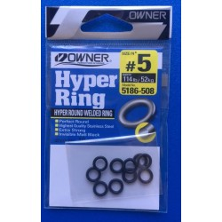 Owner Round Welded Rings