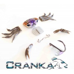 Cranka Crab 85mm 21g Single Hook