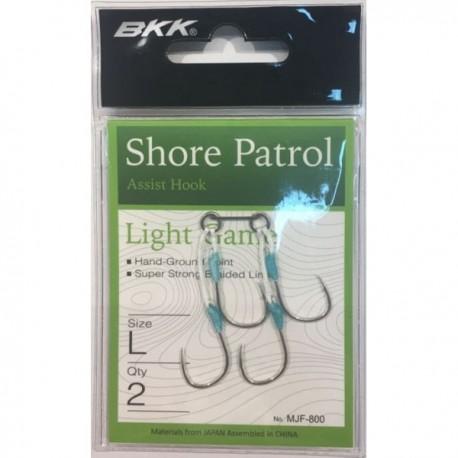 BKK - Shore Patrol Assist Hooks Dressed