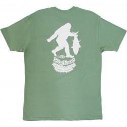 AFTCO Bigfoot Roller Guides T Shirt - Olive