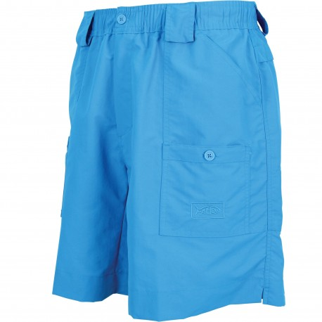 AFTCO ORIGINAL FISHING SHORTS LONG - VIVID BLUE