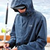 AFTCO SOLITUDE 2.5L WATERPROOF JACKET - NAVY