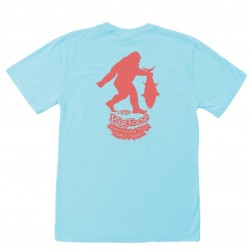 AFTCO BIGFOOT T-SHIRT - LIGHT BLUE