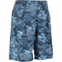 AFTCO Tactical Fishing Shorts - Blue Camo