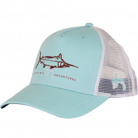 Guy Harvey Tight Line Hat
