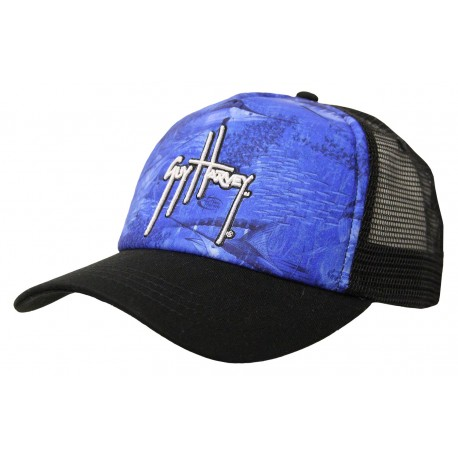 Guy Harvey Legend Camo Trucker Hat