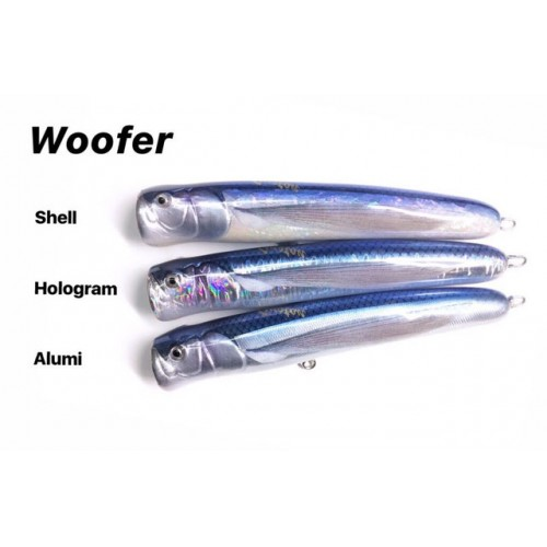 Guston - Woofer 210 Shell