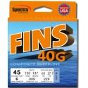 FINS 40G Braid - 150 yards - Blue