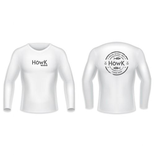 Howk UV protection Shirt White