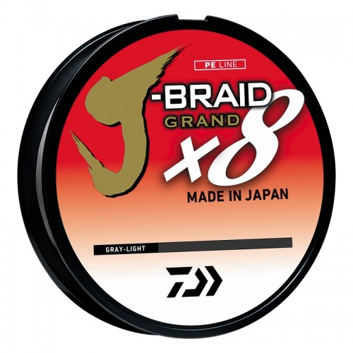 Daiwa J-Braid Grand x8 Dark...