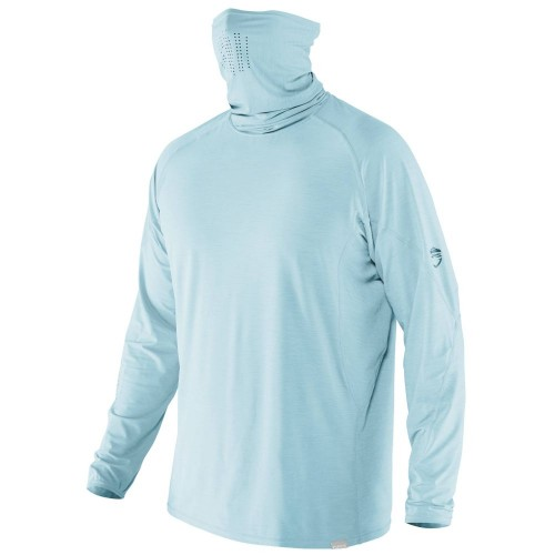 NRS Baja Sun Shirt - Aquatic