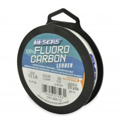 Hi-Seas Fluorocarbon Leader - 25 yards