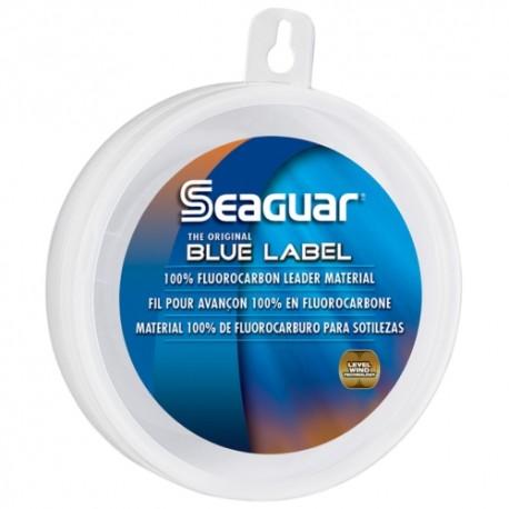 Seaguar Blue Label Saltwater Fluocarbon Leader - 25 yards