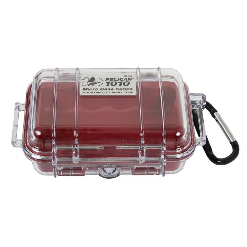 Pelican Micro Case - Red