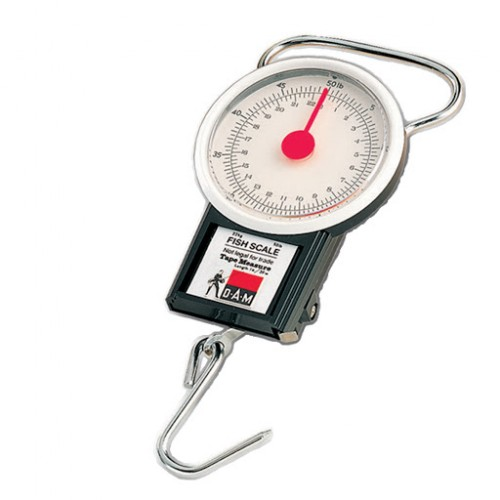 D.A.M Fishing Scale 22kg