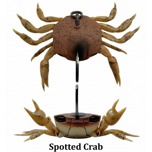 Cranka Crab - Single Hook -...