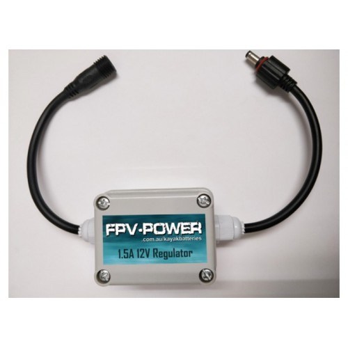 FPV Power 12V 1.5A Regulator