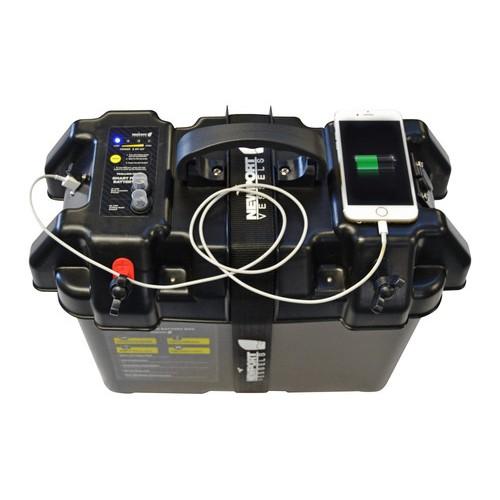 Smart Battery Box