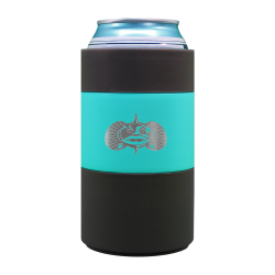 Toadfish Can Cooler - Teal