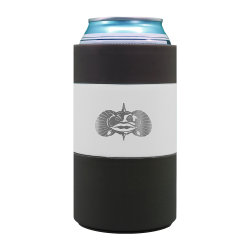 Toadfish Can Cooler - White