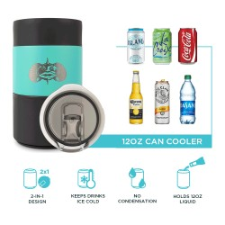 Toadfish Can Cooler Lid -...